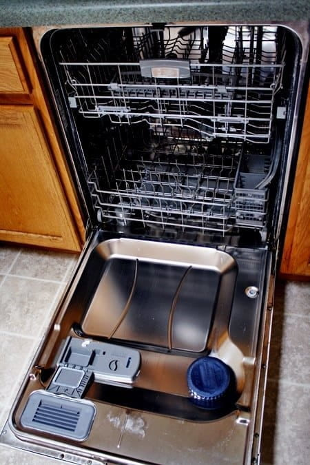 Why does my dishwasher smell like wet dog? How to fix it.