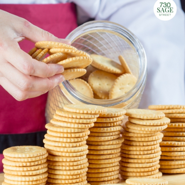 Ritz Crackers Ingredients vs Homemade Crackers