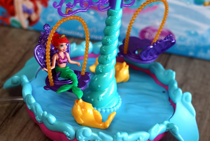 float away with ariel
