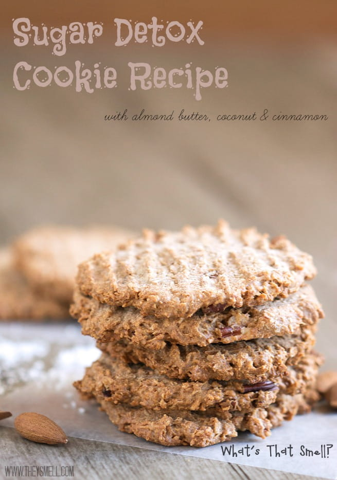 21 Day Sugar Detox Cookies