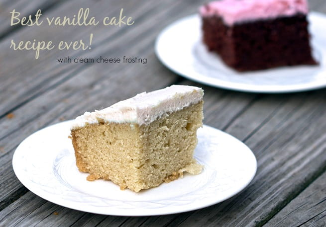 best-vanilla-cake-recipe