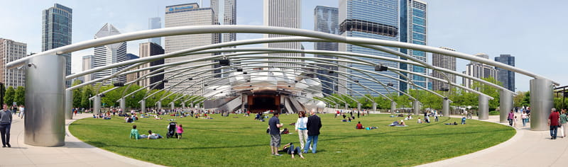 Millennium Park - Get a Workout in Chicago Without Hitting the Gym