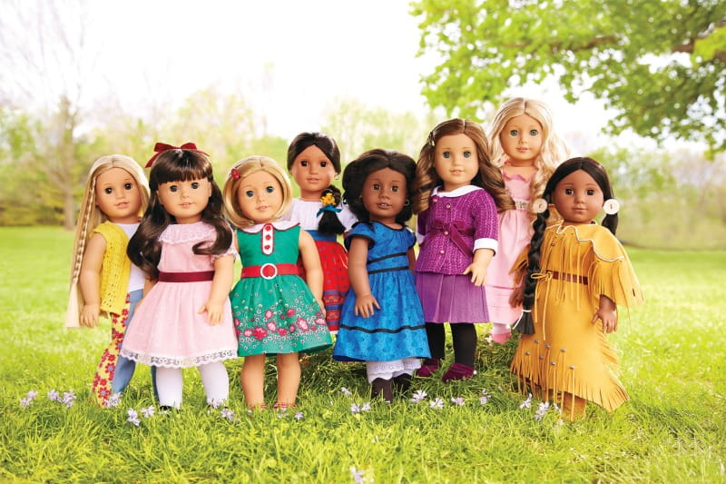BeForever Doll Lineup-Lo Res