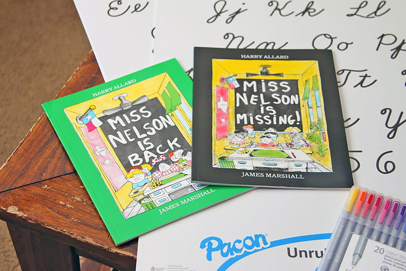 miss-nelson-books