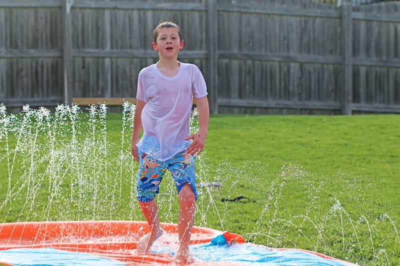 Kick Off Summer Right With an H2OGO! Water Slide