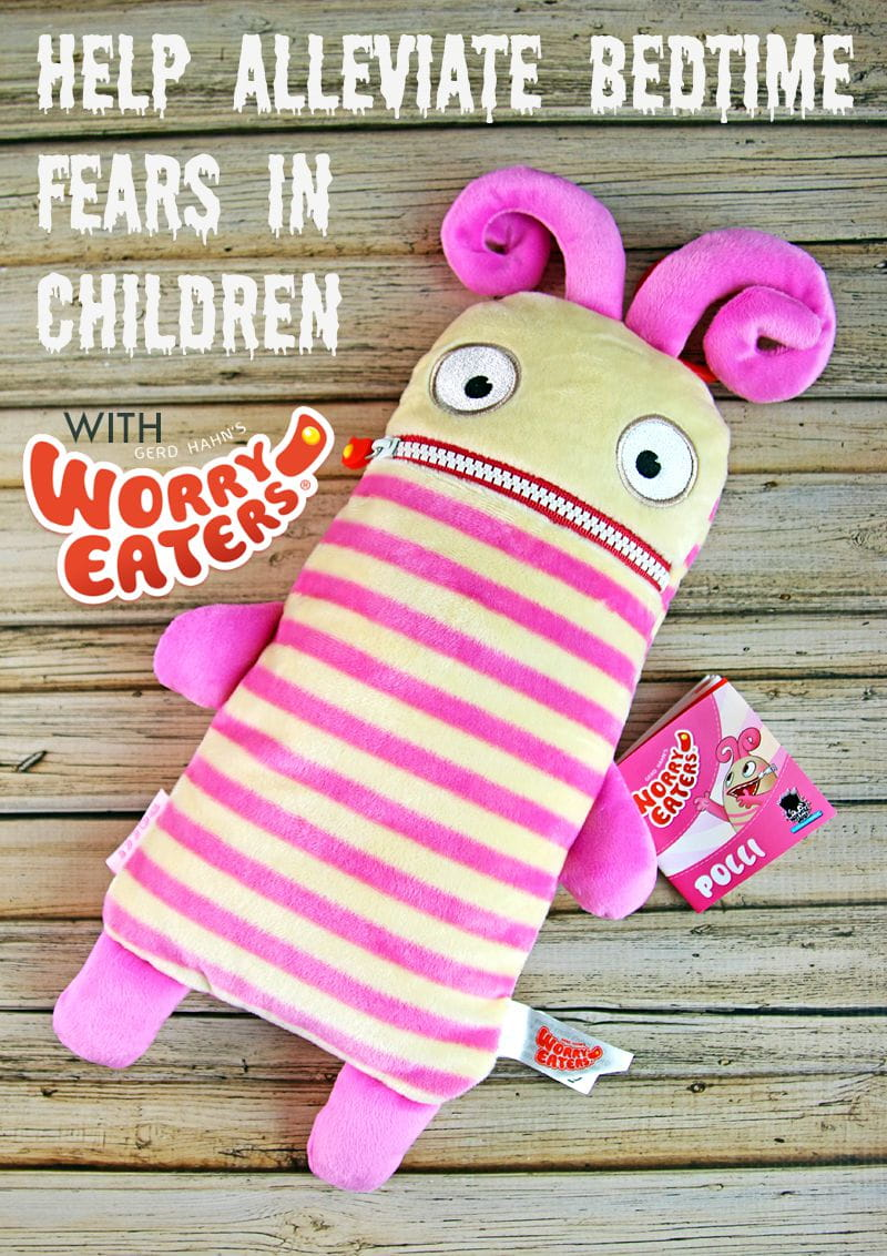 Worry Eaters Plush Toys