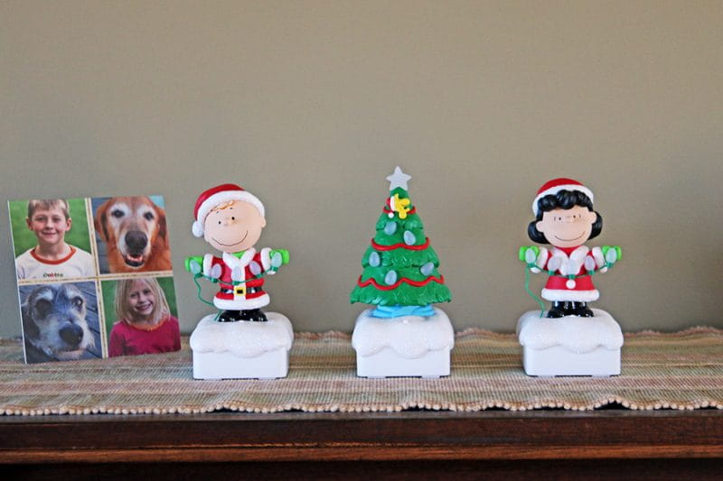 Believing is what Christmas is all about. Enjoy Peanuts holiday decor from Hallmark Gold Crown stores.