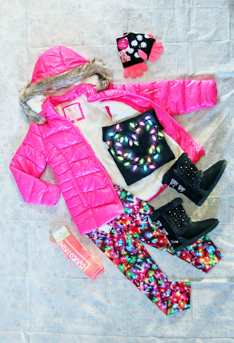 Every Girl's Wish - Winter Holiday Must-Haves from Justice