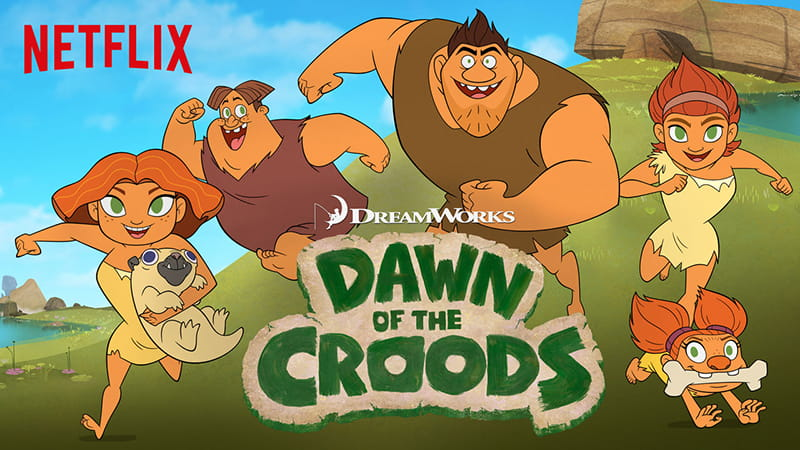 Dawn of The Croods Netflix