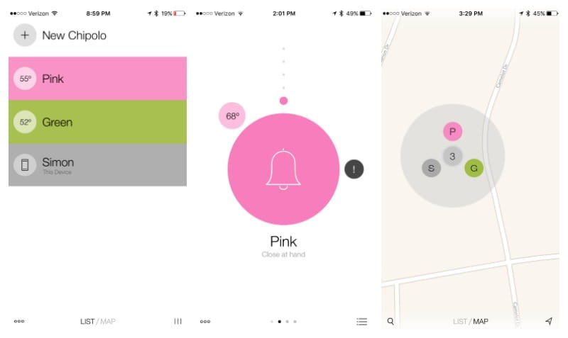 Find Your Lost Things with Chipolo