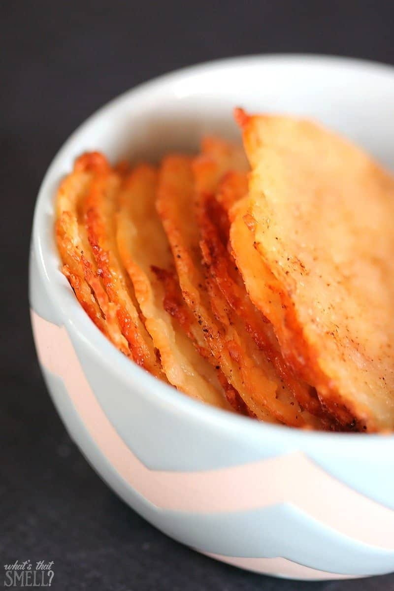 Low Carb Cheese Crisps – Easy and Delicious Keto Snack