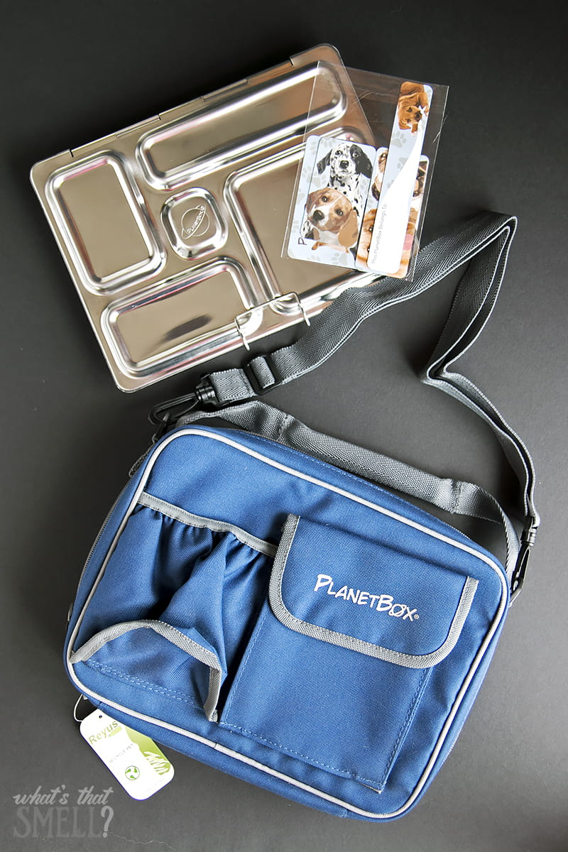 Make Their School Lunches Out of This World with PlanetBox - stainless steel and eco-friendly lunch boxes that are built to last.
