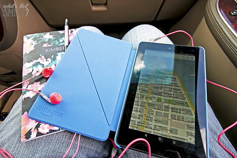 10 Must-Have Amazon Kindle Fire Apps for Summer Road Trips - Road Trips aren't like they used to be! A Kindle Fire tablet and these 10 must-have apps will make your summer road trips with kids fun and unforgettable.
