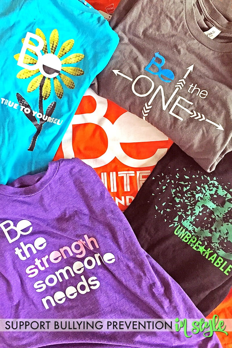 Be Good To Each Other and Help Prevent Bullying - CustomInk and PACER have teamed up to inspire people to join together to help support bullying prevention.