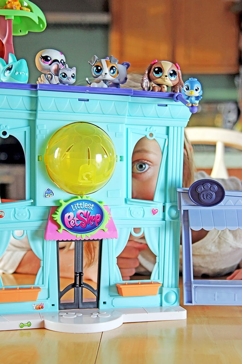 Big Adventures Await this Christmas with Littlest Pet Shop - The Littlest Pet Shop Pet Shop Playset and Littlest Pet Shop Pawristas Café Playset offer kids fun and engaging imaginative play.
