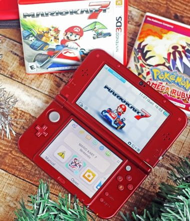 Nintendo 3DS XL - Fun and Adventure for the Whole Family. Give the gift that everyone can enjoy this holiday season!