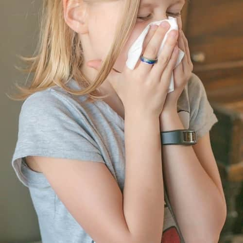 The Smart Allergy Mom Toolkit can help you identify & manage your child's allergy symptoms. It includes a symptom tracker to assist your doctor.