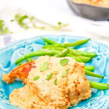 Low Carb Creamy Lemon Chicken Recipe