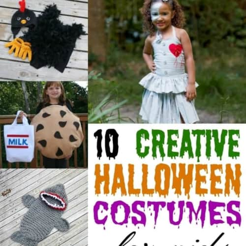 Looking for a fun and unique Halloween costume idea for your kids? Look no further than these 10 creative Halloween costumes for kids.