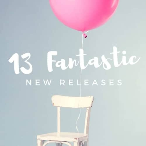 pink balloon tied to a white chair with the text 13 fantastic Netflix new releases