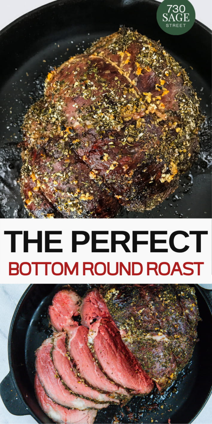 The Perfect Bottom Round Roast Pin