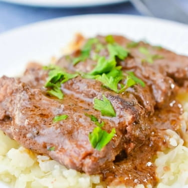 Low Carb Slow Cooker Braised Short Ribs Recipe