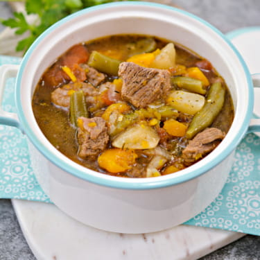 Savory Low Carb Beef Stew