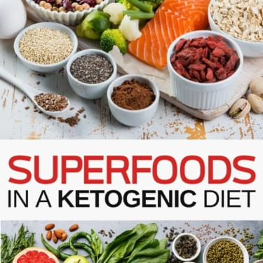 Superfoods in Keto