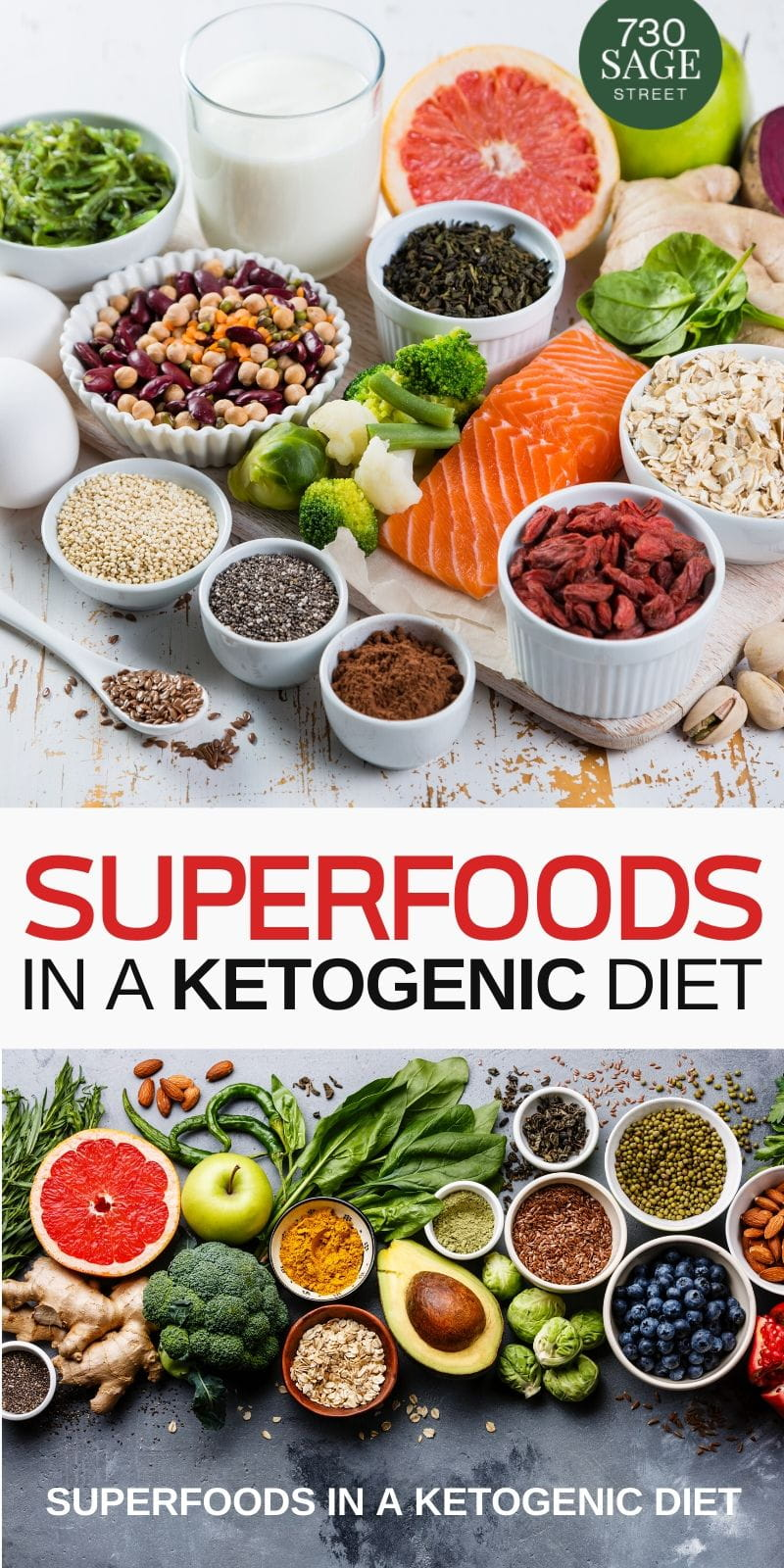 Superfoods in a Ketogenic Diet