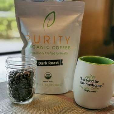 Nothing Compares to Purity Coffee's Whole Bean Dark Roast