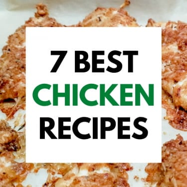 7 Best Low-Carb & Keto Chicken Recipes
